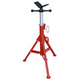 """Folding V-Head Pipe Stand Support adjustable 32-55"""" fits SUMNER Pack-Jack"""