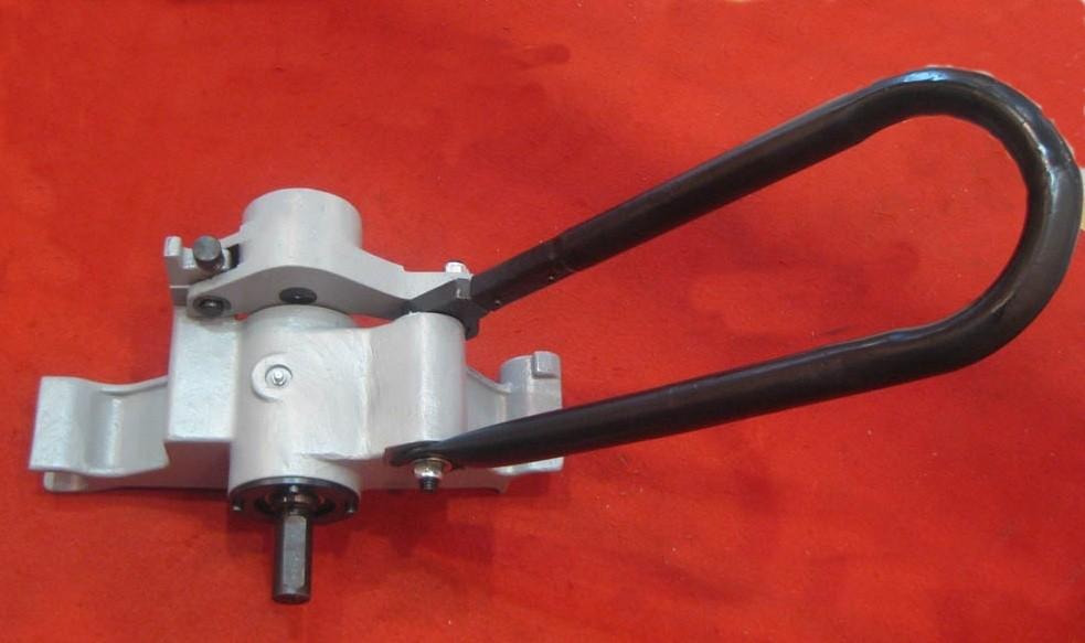 ridgid pipe threading machine model 300 power drive