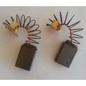 2 NEW Motor Brush Replacment for RIDGID ® 44540 on 300 535 threading machine