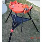Ridgid Style 72037 - 460 tri-stand chain vise