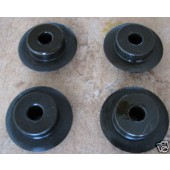 "4 cutter wheels fit REED H4S Hinged pipe cutter 2"" - 4"""